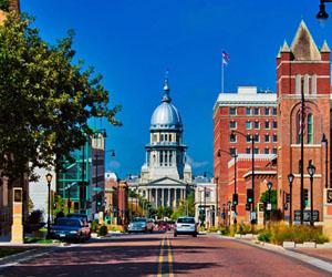 Learn more about Downtown Springfield, IL